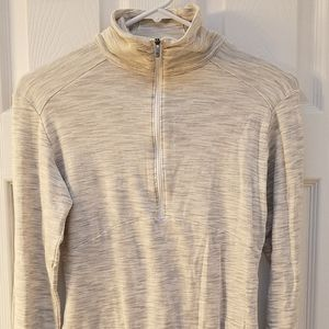 Columbia quarter zip sweater